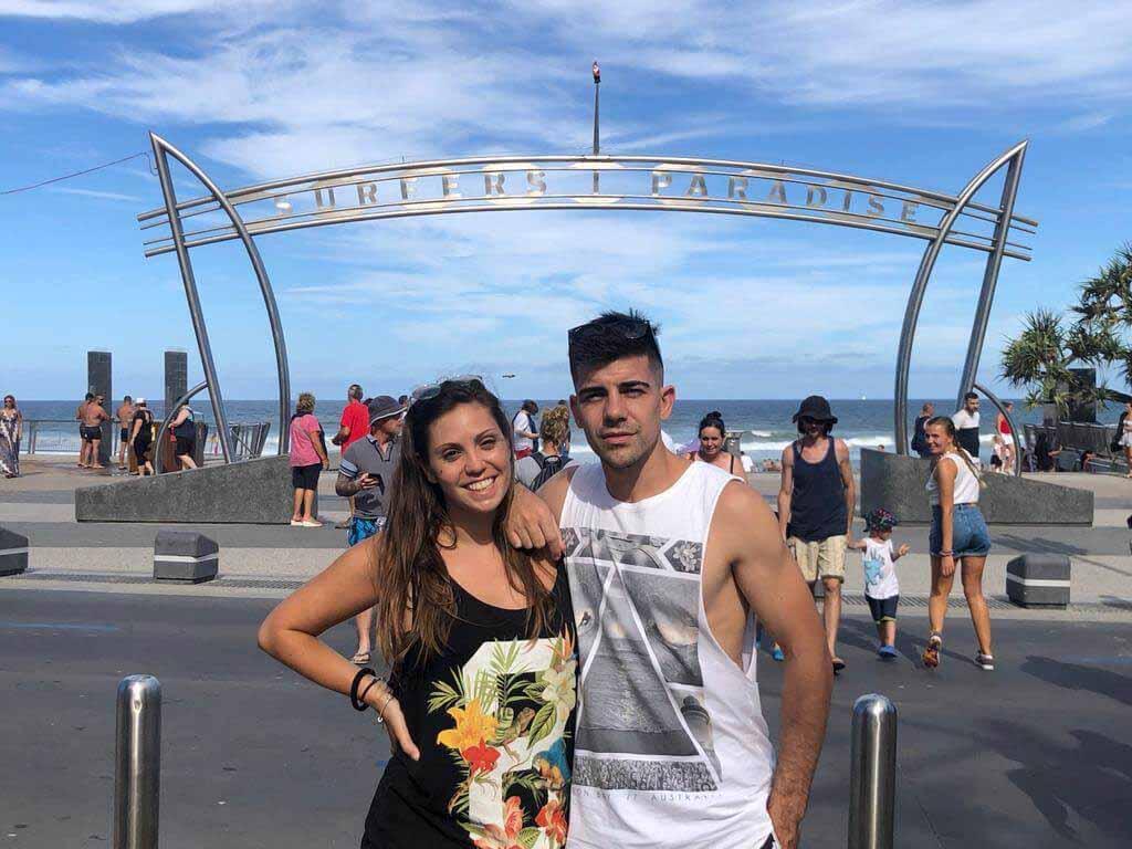 Martina & Juan, Spain